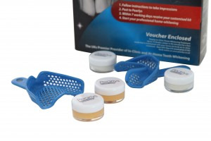 pro teeth whitening kit display close-up_nf